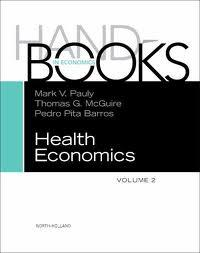 Handbooks on Health Economics : Equity in Health and Health Care